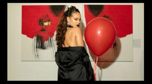 """Video: Rihanna comparte unos segundos de su nuevo videoclip """"Work"""""""