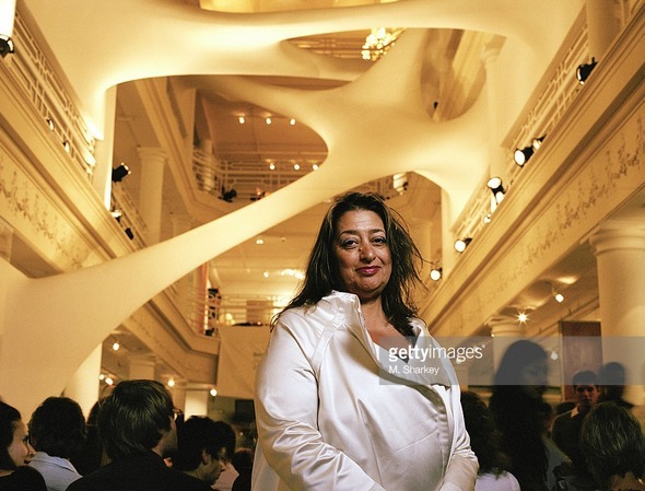 Zaha Hadid, sus últimos 10 proyectos