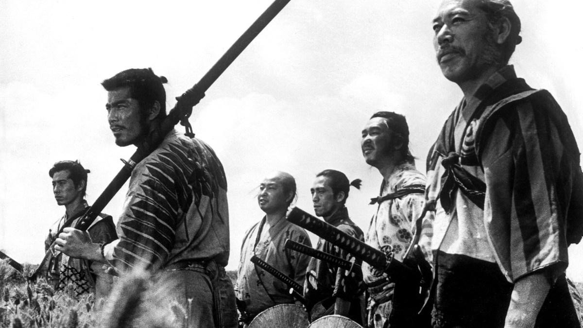 """""""Los siete samuráis"""" versión remasterizada en la Cineteca Nacional"""