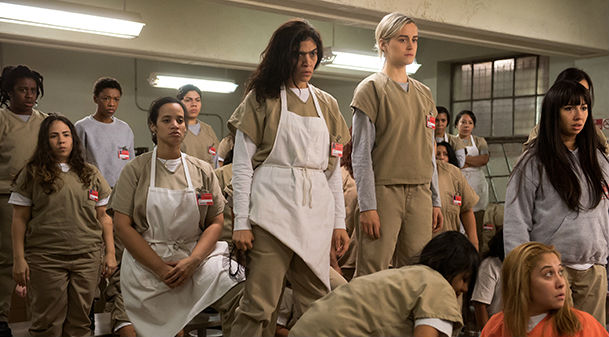 Orange is the New Black: imágenes de la cuarta temporada