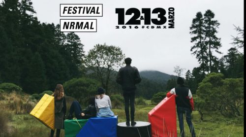 Festival Nrmal: Playlist para calentar motores