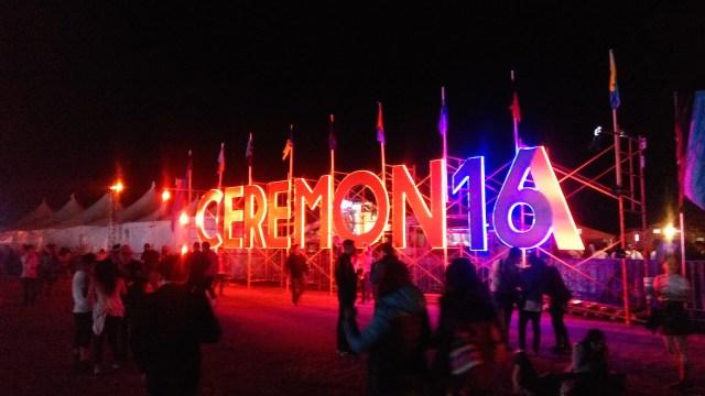 Event Report: Ceremonia 2016