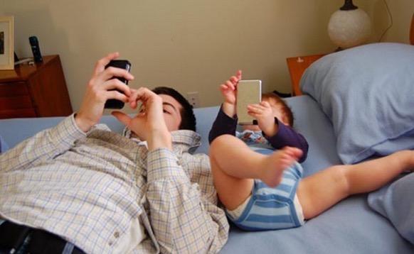 Día del padre: papás que lo intentan