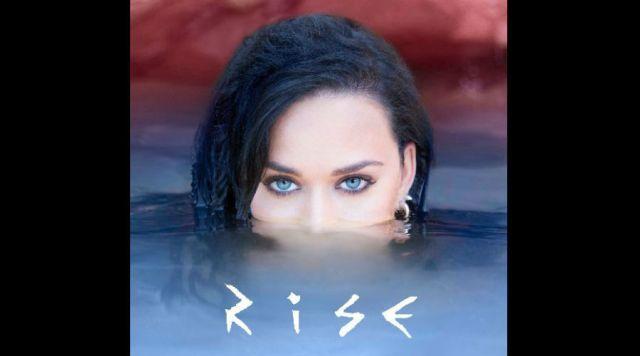 Katy Perry estrena el tema Rise