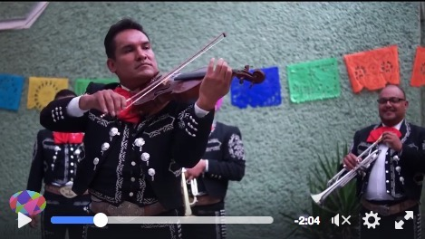 Game of Thrones, pero con mariachi