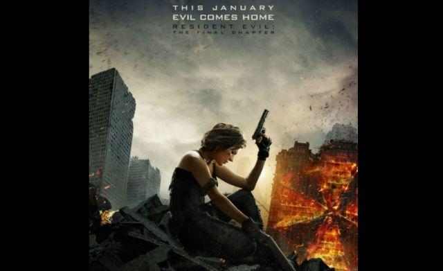 "Revelan nuevo ""teaser"" tráiler de ""Resident Evil: Capítulo Final"""