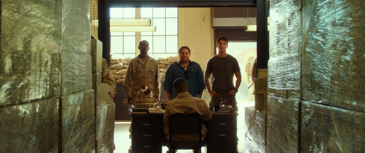 Amigos de armas: la guerra sí vende, la película no