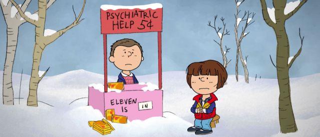 "Video: Cuando ""Stranger Things"" y Charlie Brown se encuentran"