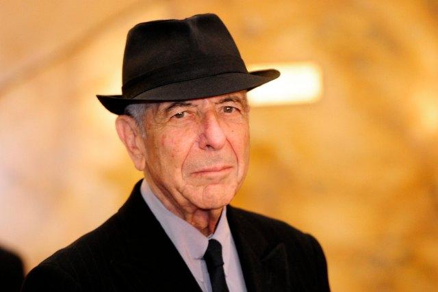 Muere Leonard Cohen a los 82 años de edad