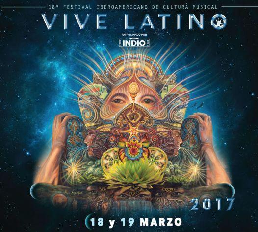 #VL 17 – Vive Latino 2017: cartel completo