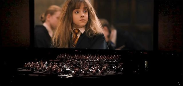 Harry Potter y su música llegarán al Auditorio Nacional