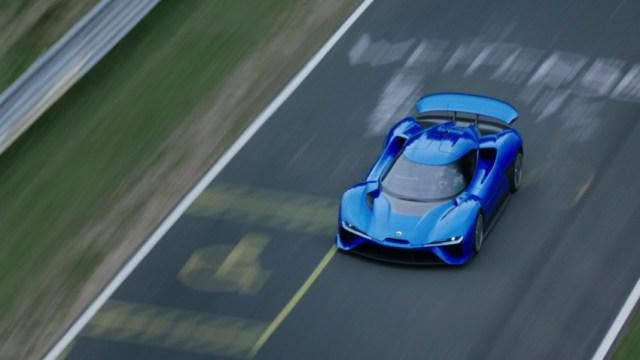 Video: El auto más rápido del mundo
