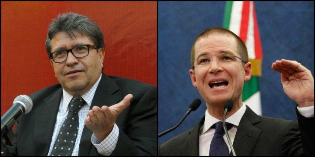 """Ricardo Anaya y Ricardo Monreal en """"dos aspirantes de terror"""""""