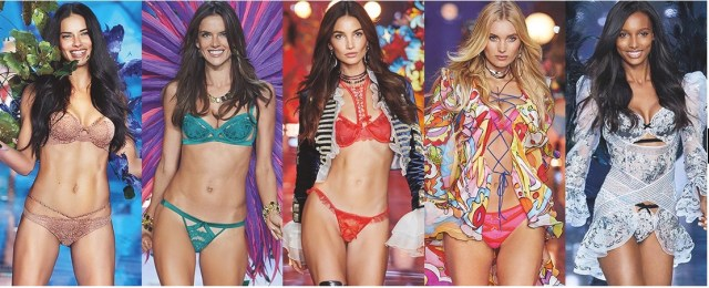 LIVE: Victoria's Secret Fashion Show 2016