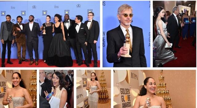 Golden Globes, ¡todos los ganadores!