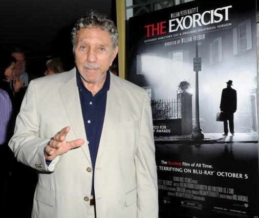 "Muere William Peter Blatty, autor de ""El Exorcista"""