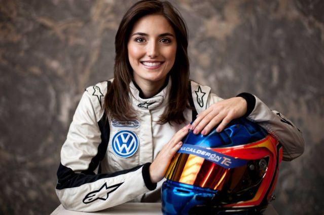 Tatiana Calderón se convierte en la primera mujer en llegar como piloto a la Fórmula 1