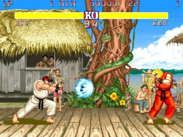 Street Fighter II y Toyota se unen para nuevo comercial