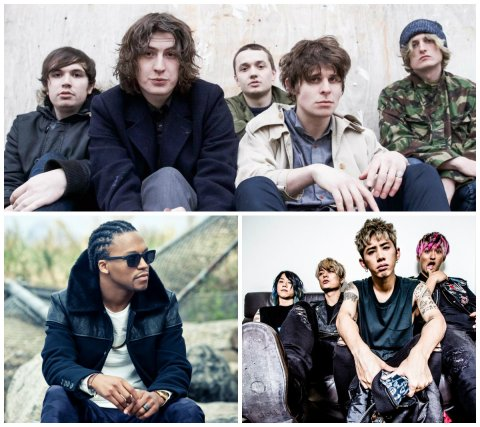 Ponle play: discos nuevos de Lupe Fiasco, Cabbage y One Ok Rock