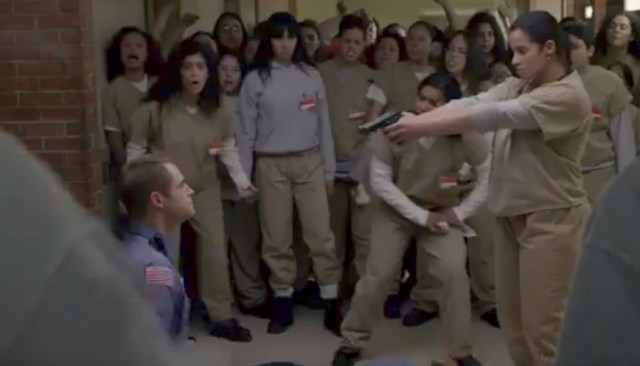 "Orange is the new black, temporada 5 ""is back"""