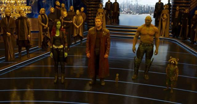 Guardianes de la galaxia vol. 2: esa pintoresca necedad