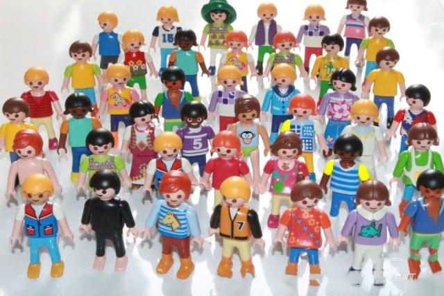 Playmo Historia: Exposición de muñecos Playmobil en de la Ciudad de México