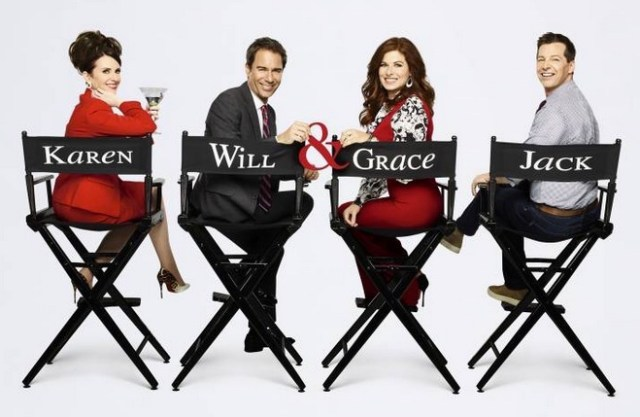 Will & Grace regresa en 2017
