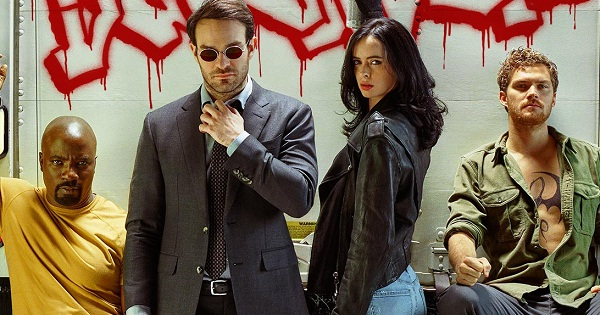 "Primer tráiler de ""The Defenders"""