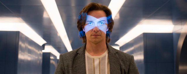 Video: James McAvoy, listo para repetir su papel del profesor Xavier en X-Men Dark Phoenix