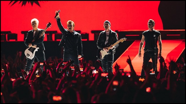 U2 viene a México con The Joshua Tree Tour 2017
