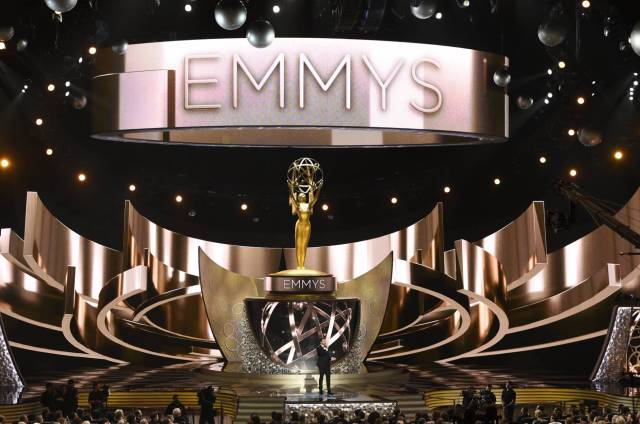 Lista de nominados al Emmy 2017