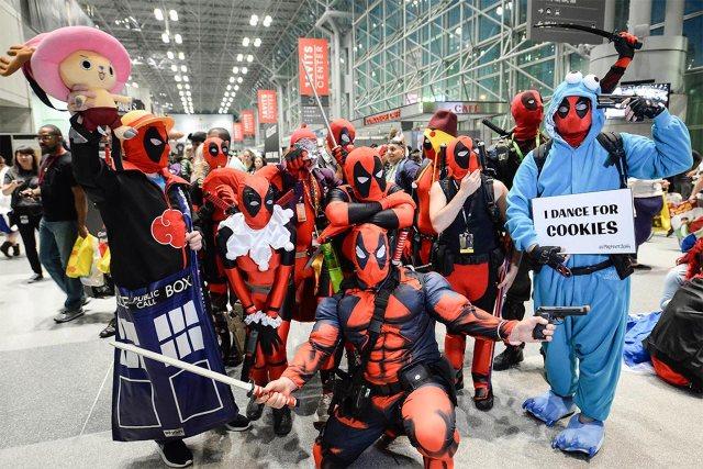 Comic Con de San Diego 2017: todos los páneles y horarios