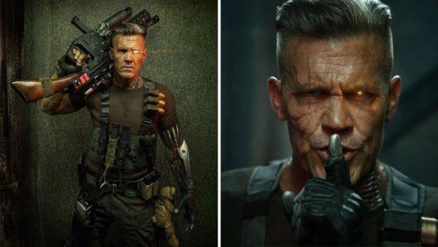 Deadpool 2: Primera imagen de Josh Brolin como Cable