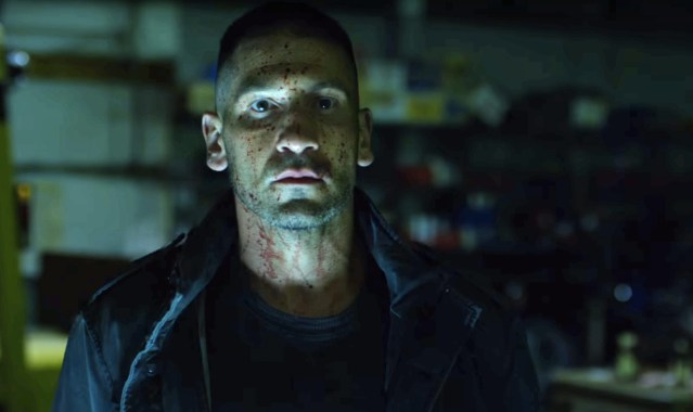 Oscuro primer tráiler de 'The Punisher'