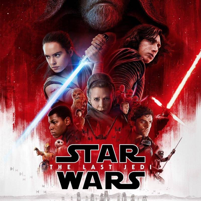 "Video: Lanzan nuevo trailer de ""The Last Jedi"""
