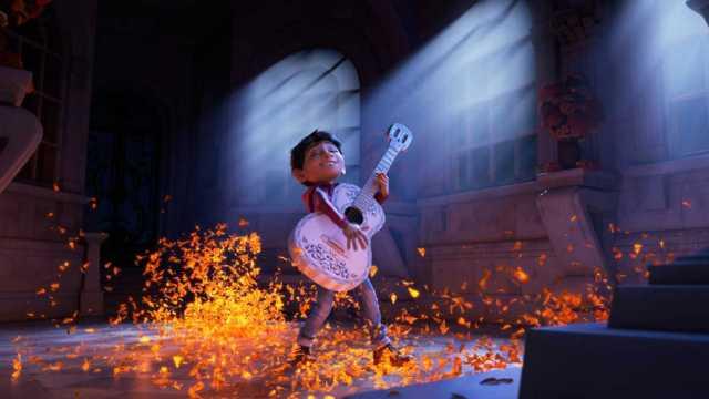 """Arte de """"Coco"""" y Disney Pixar en la Cineteca Nacional"""