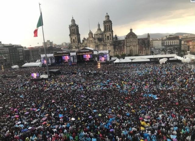 EN VIVO: #EstamosUnidosMexicanos, síguelo aquí