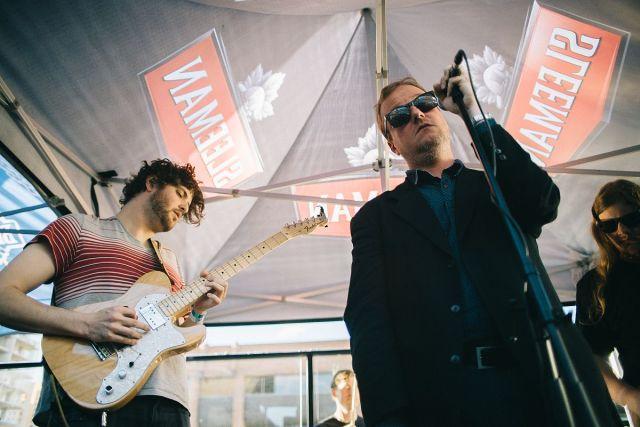 Ponle play: discos nuevos de Protomartyr, Sir Sly y Turf