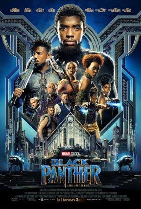 Black Panther revela nuevo tráiler