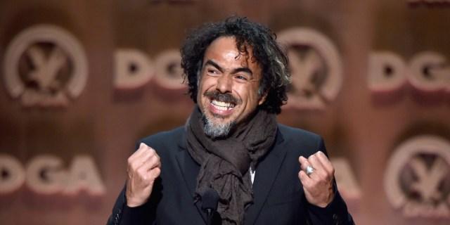 González Iñárritu recibe Oscar honorífico por 'Carne y arena'