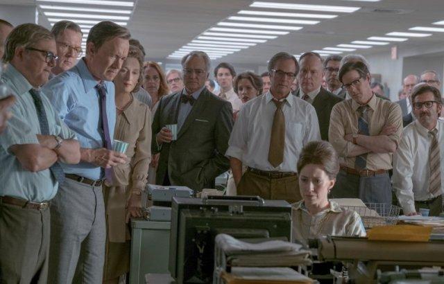 Primer tráiler de 'The Post', la película de Spielberg que junta a Meryl Streep y Tom Hanks