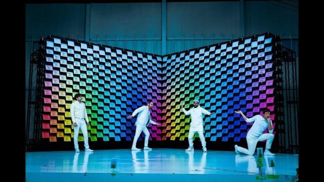 """Ok Go rinde un colorido homenaje a las impresiones en el video para """"Obsession"""""""
