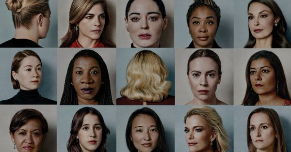 'Time' elige al movimiento contra acoso sexual #MeToo como Persona del Año