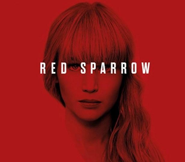 Jennifer Lawrence en el tráiler de Red Sparrow