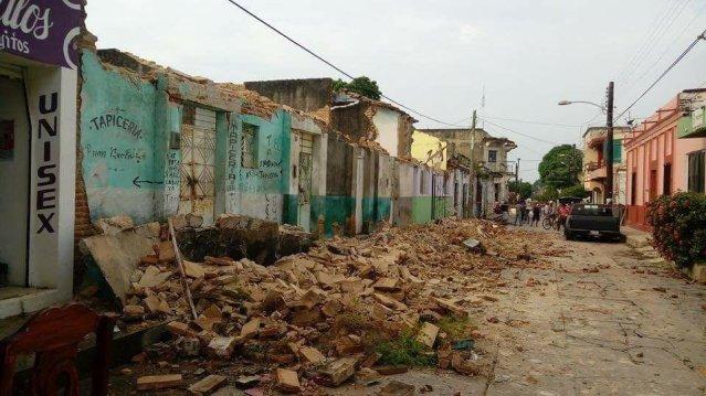 El ISTMO mexicano seis meses después del terremoto