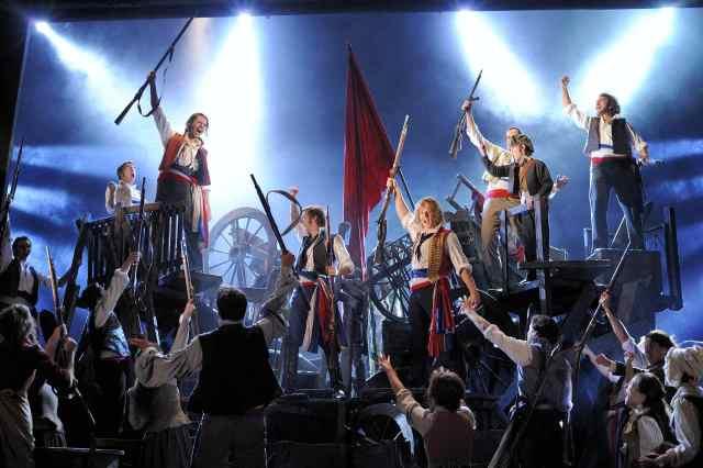 Los Miserables: cuando el cine se apodera del teatro