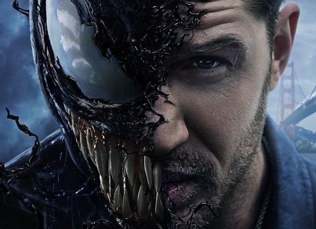 'Venom', primer tráiler oficial