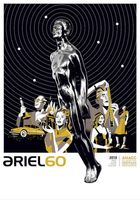 Ariel 2018: conoce a los nominados