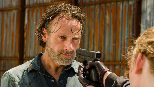 Andrew Lincoln dejará 'The Walking Dead' en su novena temporada