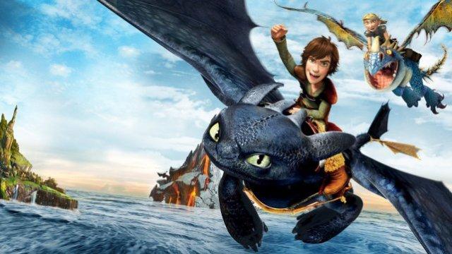 Primer tráiler de 'Cómo entrenar a tu dragón 3'
